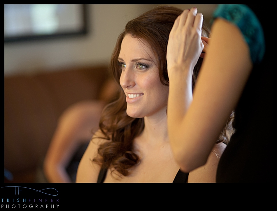 Bride Hair Makeup Austin