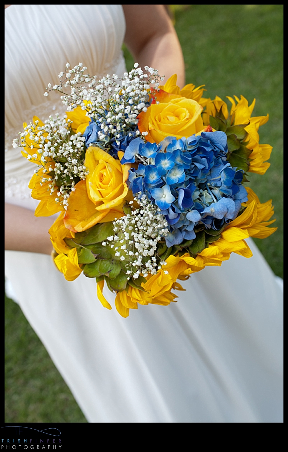 Bridal Bouquet Austin Wedding