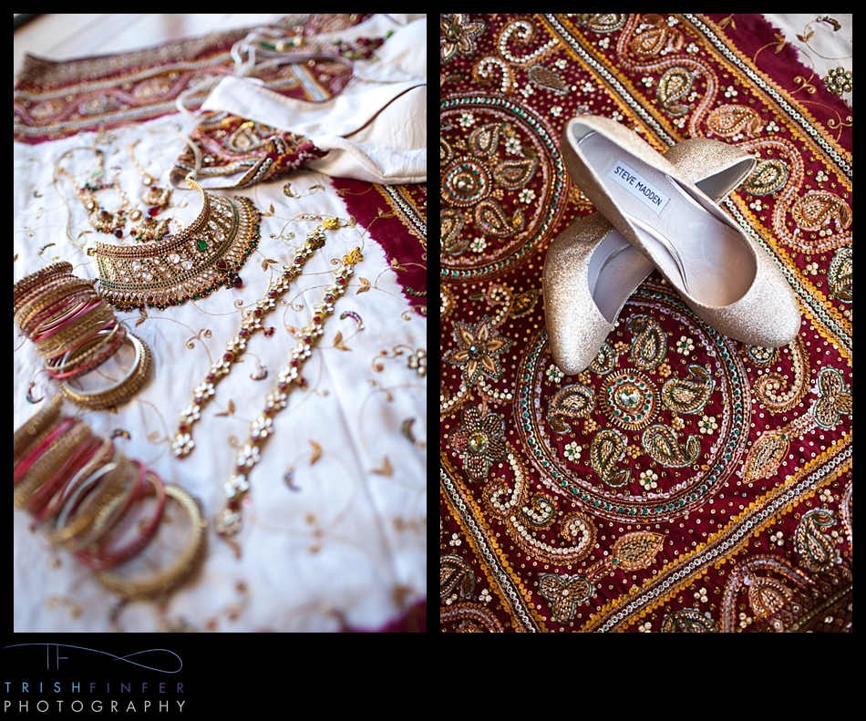 Hindu Wedding Bride Clothing