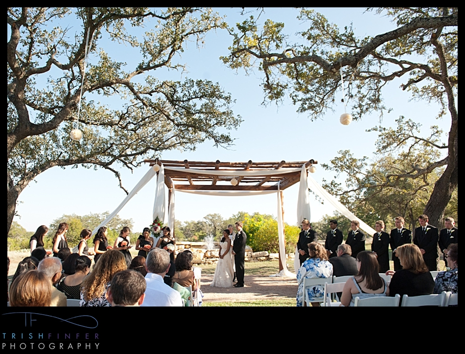Memory Lane Ceremony Outdoors