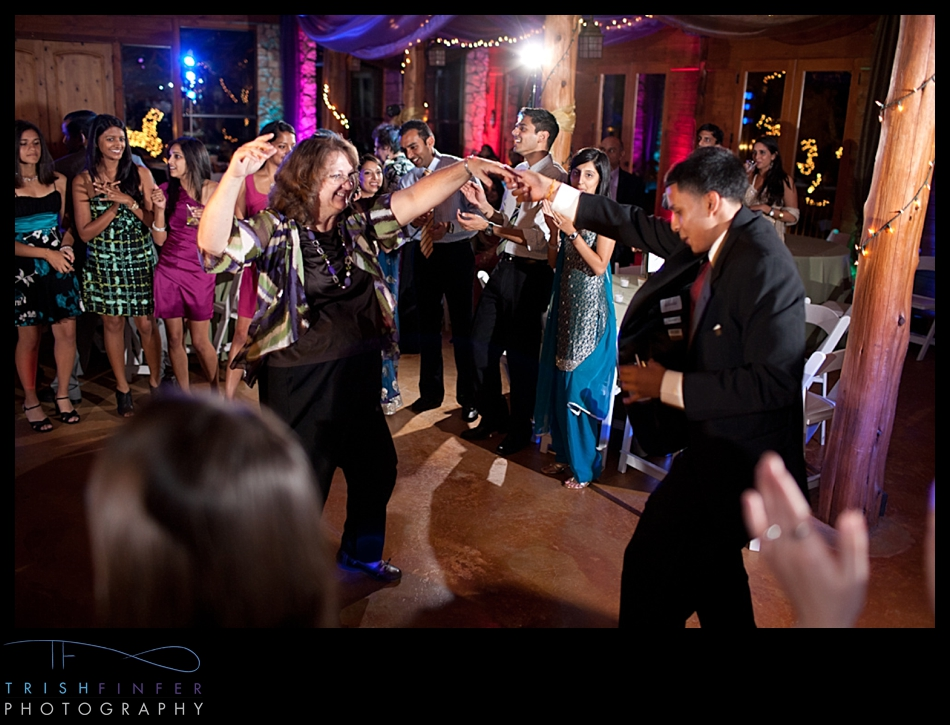 Dancing Reception Austin Texas