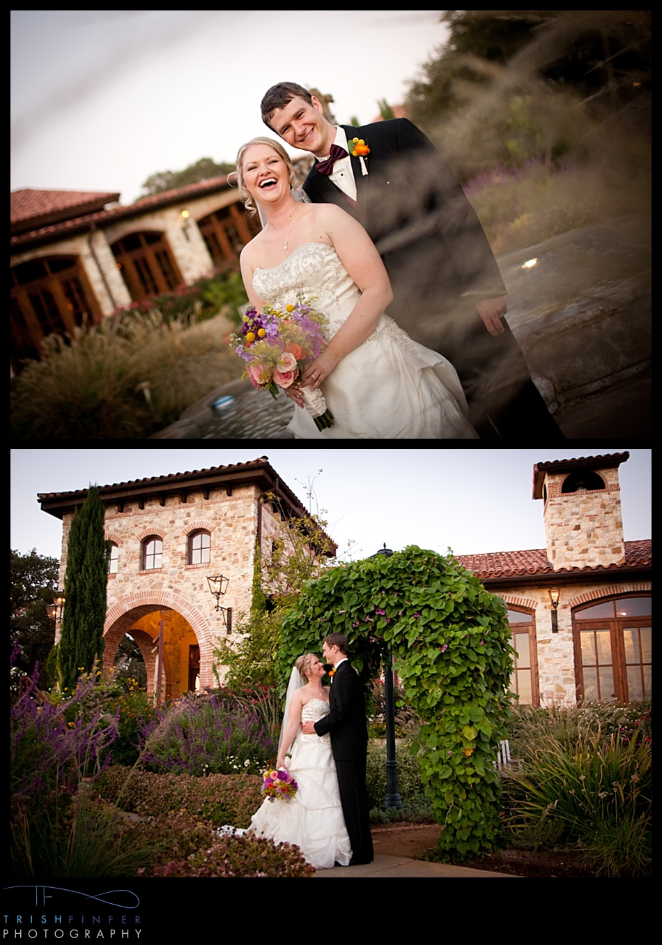 Austin Texas Winery Wedding