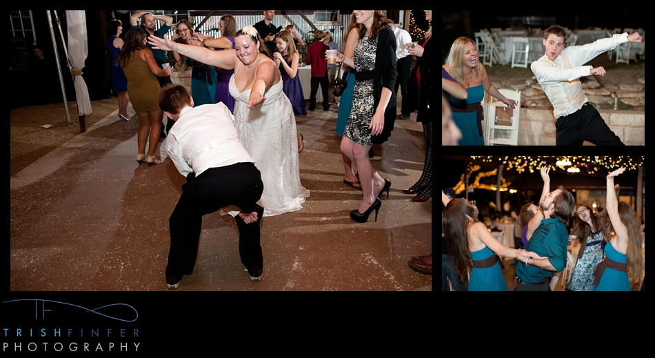 Crazy Dancing Wedding Reception