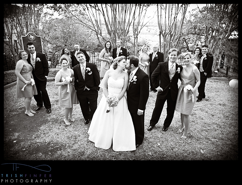 Wedding Party Austin Texas