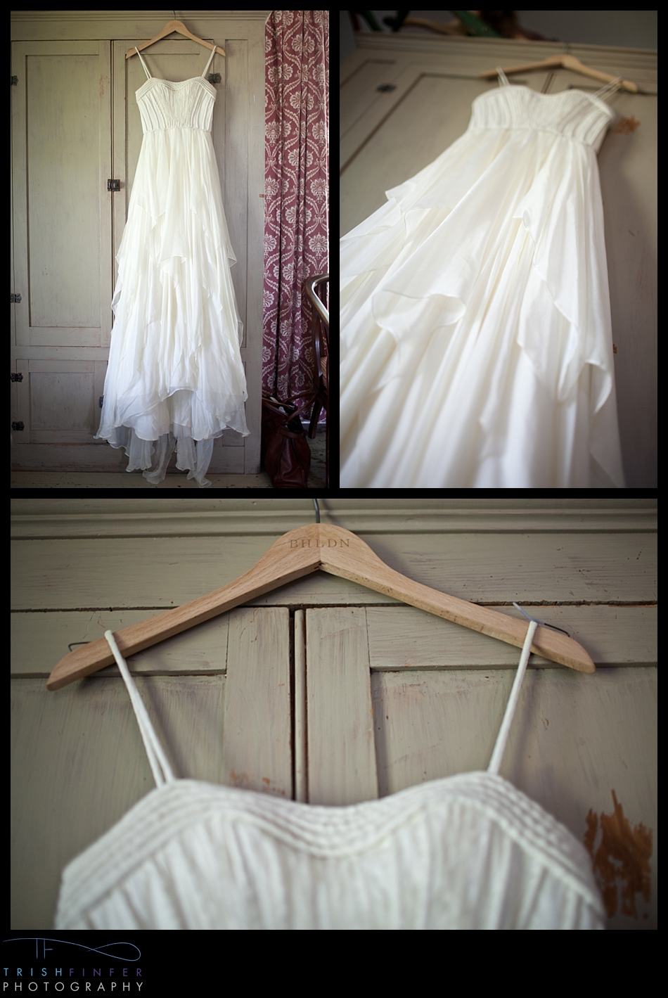 Wedding Dress BHLDN Austin