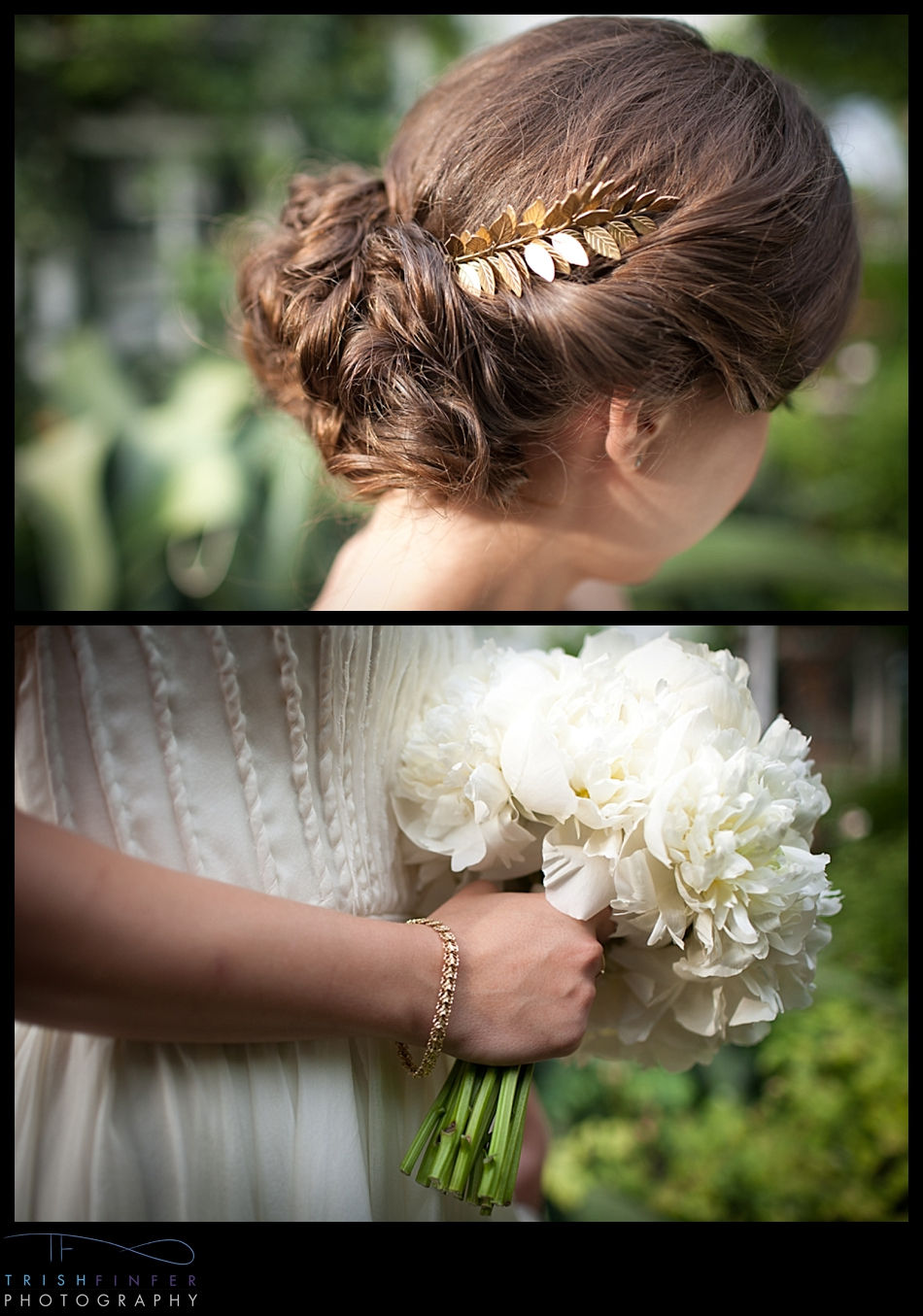 Bridal Accessories Hair Bracelet