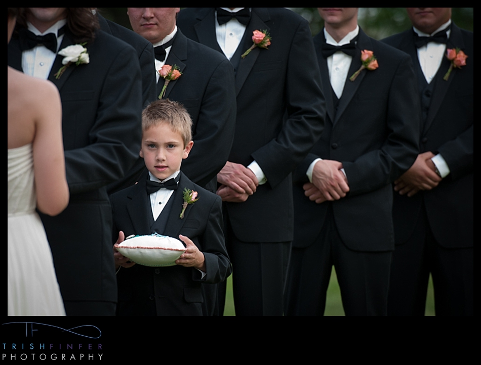 Wedding Ceremony Ring Bearer
